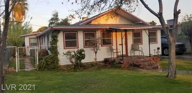 643 Avenue B, Boulder City, NV 89005 (MLS #2280616) :: Galindo Group Real Estate