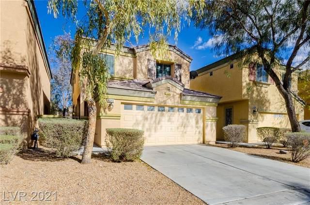 6540 Raven Hall Street, North Las Vegas, NV 89084 (MLS #2280617) :: Jeffrey Sabel