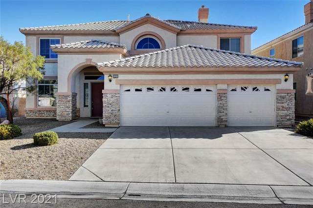 222 Angels Trace Court, Las Vegas, NV 89148 (MLS #2280635) :: Vestuto Realty Group