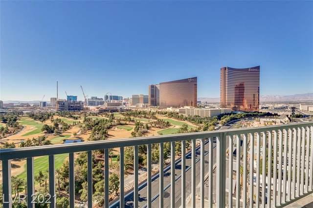 360 Desert Inn Road #1704, Las Vegas, NV 89109 (MLS #2280682) :: The Shear Team
