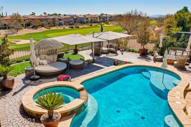 1942 Country Cove Court, Las Vegas, NV 89135 (MLS #2280727) :: Vestuto Realty Group