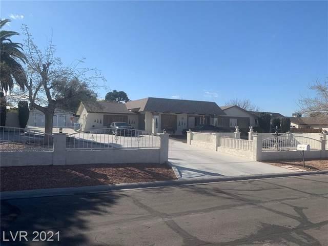 8071 Martingale Lane, Las Vegas, NV 89123 (MLS #2280743) :: The Perna Group
