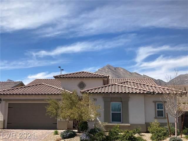 245 Besame Court, Las Vegas, NV 89138 (MLS #2280754) :: Jeffrey Sabel