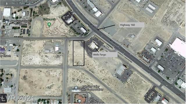 1341 Wilson Road, Pahrump, NV 89048 (MLS #2280764) :: Signature Real Estate Group