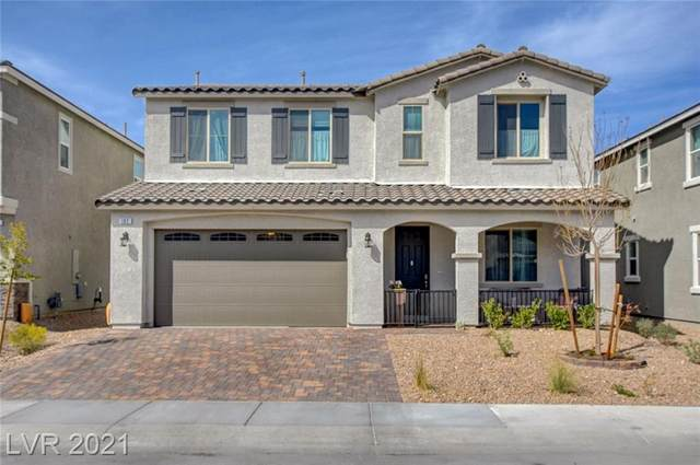182 Baru Belin Avenue, Las Vegas, NV 89183 (MLS #2280773) :: Signature Real Estate Group