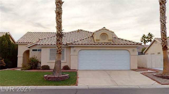 4645 Brently Place, Las Vegas, NV 89122 (MLS #2280797) :: Custom Fit Real Estate Group