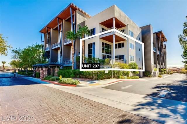 11441 Allerton Park Drive #207, Las Vegas, NV 89135 (MLS #2280815) :: ERA Brokers Consolidated / Sherman Group