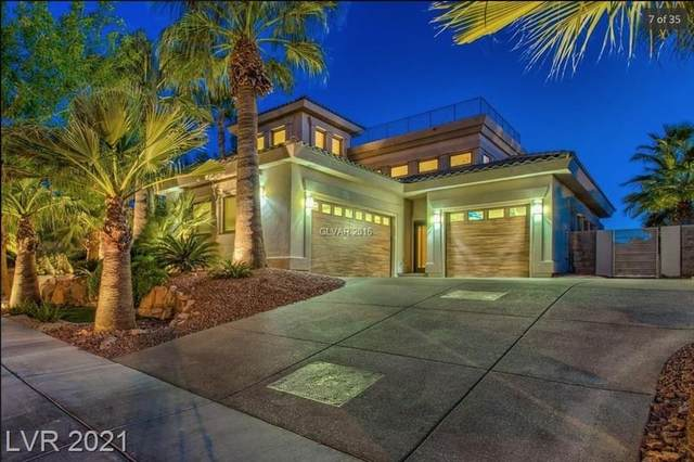 1286 Imperia Drive, Henderson, NV 89052 (MLS #2280859) :: Signature Real Estate Group