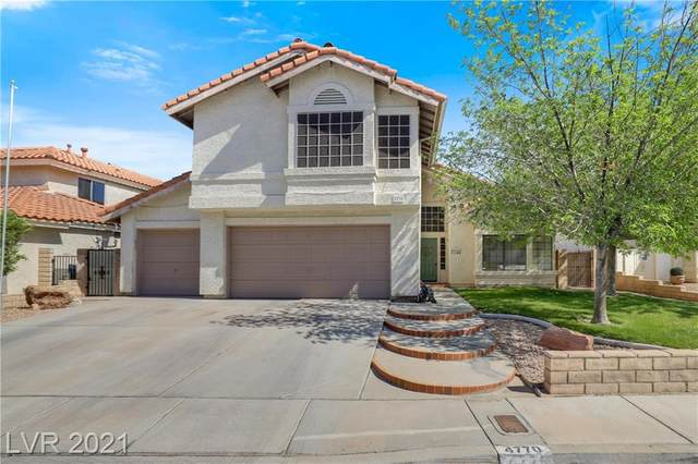 4770 Norfolk Court, Las Vegas, NV 89147 (MLS #2280926) :: Kypreos Team
