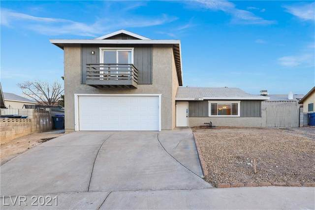 414 Sunburst Drive, Henderson, NV 89002 (MLS #2280936) :: Signature Real Estate Group