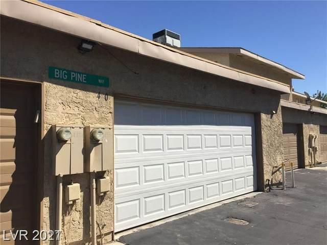 6440 Big Pine Way, Las Vegas, NV 89108 (MLS #2280945) :: Billy OKeefe | Berkshire Hathaway HomeServices