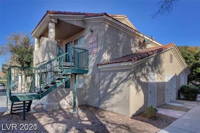 2224 Benmore Street, Las Vegas, NV 89108 (MLS #2280955) :: Custom Fit Real Estate Group