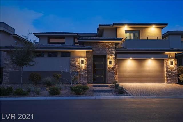 26 Garden Rain Drive, Las Vegas, NV 89135 (MLS #2281002) :: Jeffrey Sabel