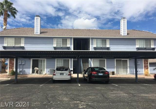 5325 Silvermist Court #203, Las Vegas, NV 89122 (MLS #2281124) :: ERA Brokers Consolidated / Sherman Group
