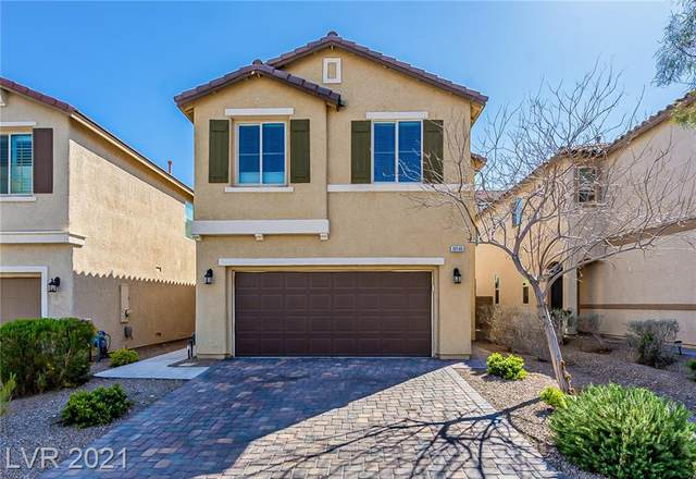 10546 Siesta Key Street, Las Vegas, NV 89141 (MLS #2281132) :: Signature Real Estate Group