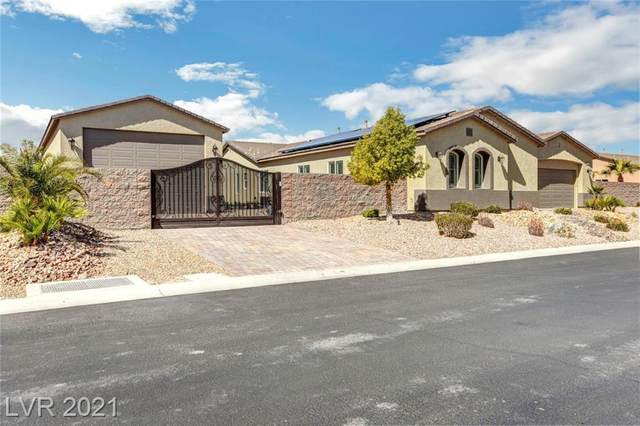 8713 Long Winter Court, Las Vegas, NV 89131 (MLS #2281143) :: Billy OKeefe | Berkshire Hathaway HomeServices
