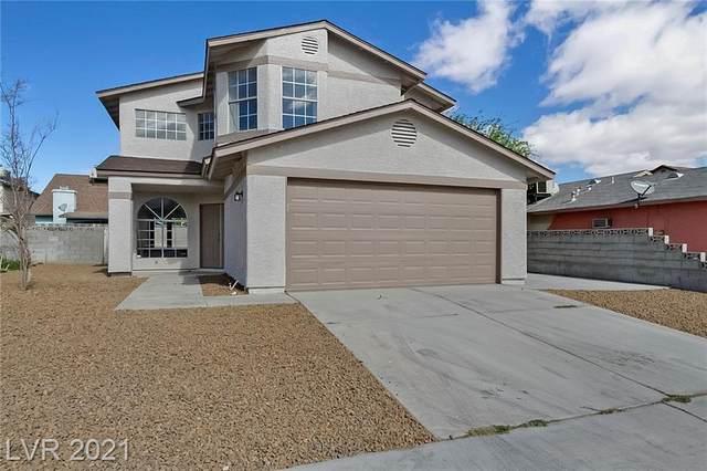 4500 Eugene Avenue, Las Vegas, NV 89108 (MLS #2281146) :: Vestuto Realty Group