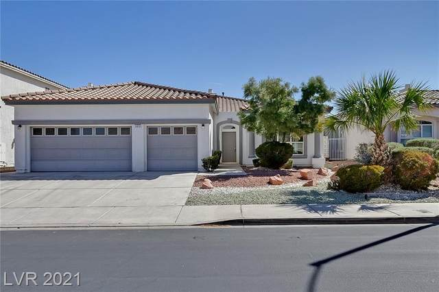 184 Ultra Drive, Henderson, NV 89074 (MLS #2281148) :: Custom Fit Real Estate Group