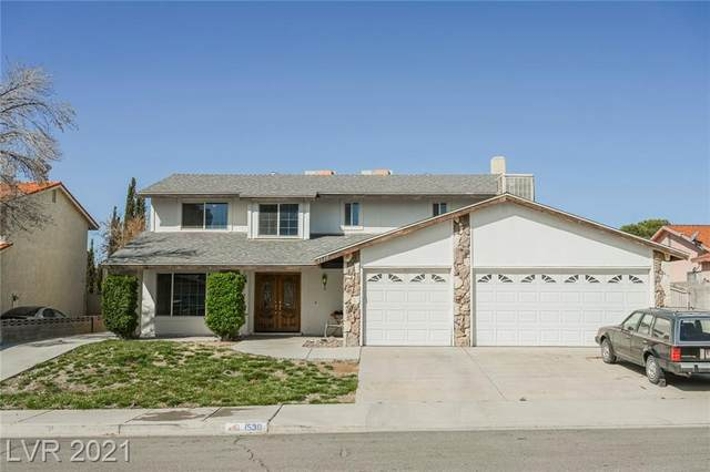 1530 Becky Lane, Boulder City, NV 89005 (MLS #2281151) :: Signature Real Estate Group