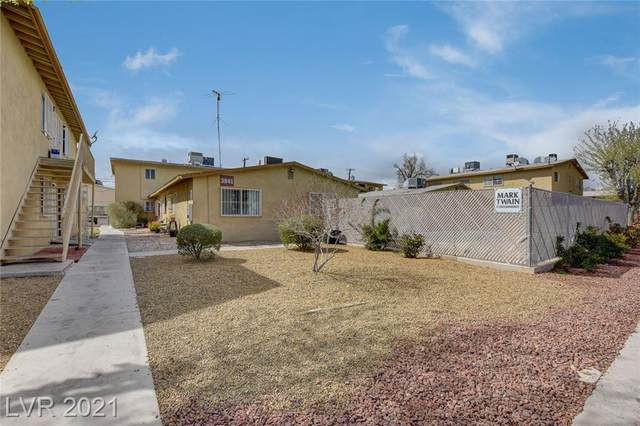 3841 Daisy Street #20, Las Vegas, NV 89119 (MLS #2281207) :: Vestuto Realty Group