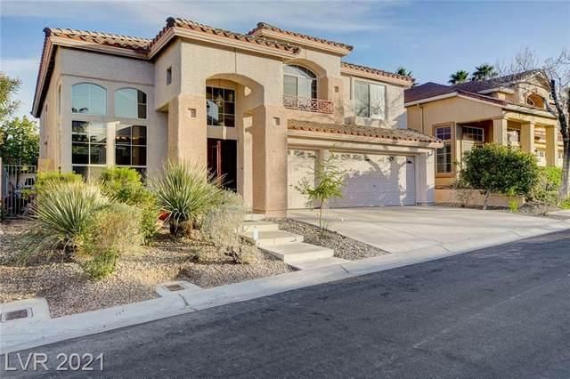 2312 Sunrise Meadows Drive, Las Vegas, NV 89134 (MLS #2281240) :: ERA Brokers Consolidated / Sherman Group
