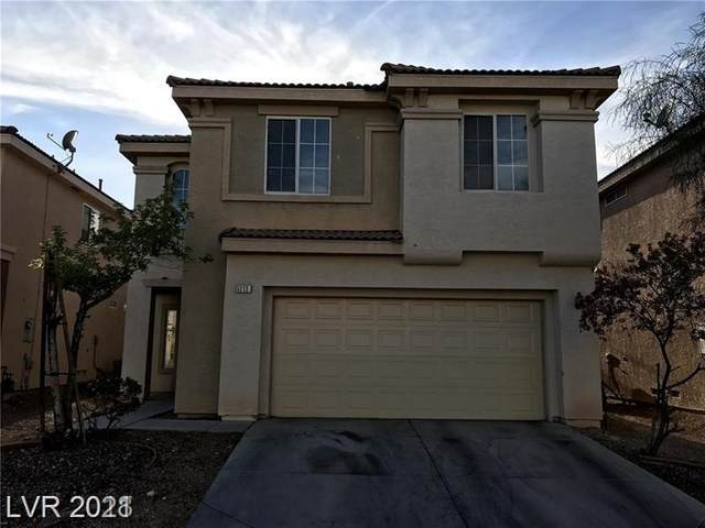 5213 Castle Butte Court, North Las Vegas, NV 89031 (MLS #2281244) :: Jeffrey Sabel