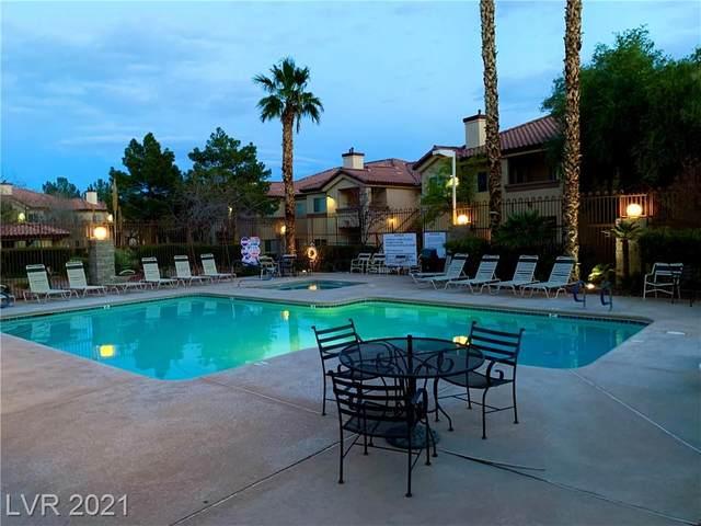 8501 University Avenue #1078, Las Vegas, NV 89147 (MLS #2281263) :: Signature Real Estate Group