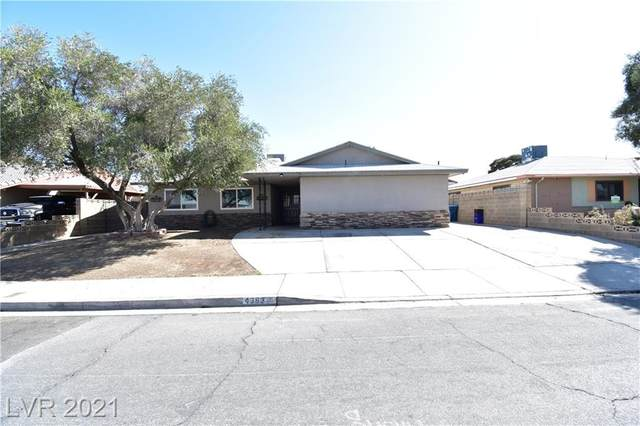 4383 El Cholo Way, Las Vegas, NV 89121 (MLS #2281266) :: Jeffrey Sabel