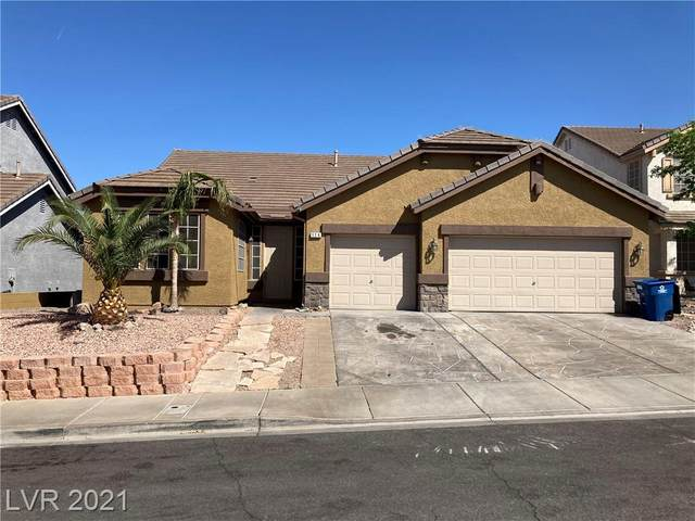 114 Milicity Road, Henderson, NV 89012 (MLS #2281313) :: Vestuto Realty Group