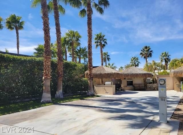 8175 Arville Street #144, Las Vegas, NV 89139 (MLS #2281323) :: Lindstrom Radcliffe Group
