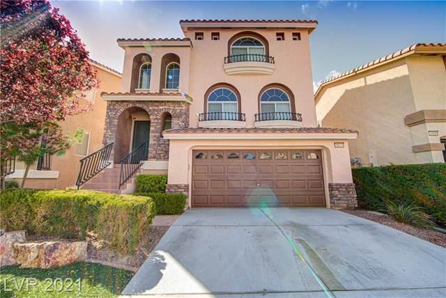 5977 Lazy Creek Avenue, Las Vegas, NV 89139 (MLS #2281331) :: Signature Real Estate Group