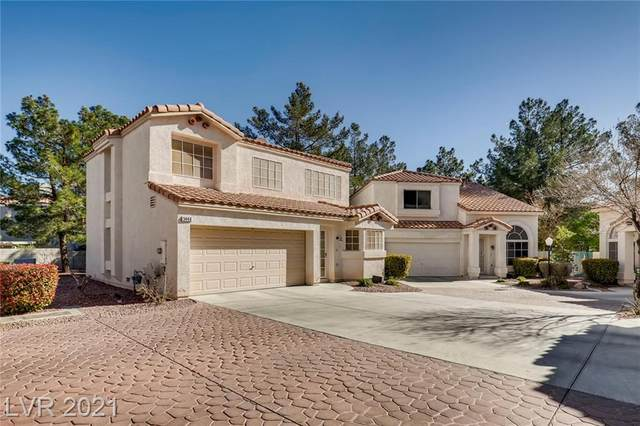 3440 Yorkminster Street, Las Vegas, NV 89129 (MLS #2281348) :: ERA Brokers Consolidated / Sherman Group