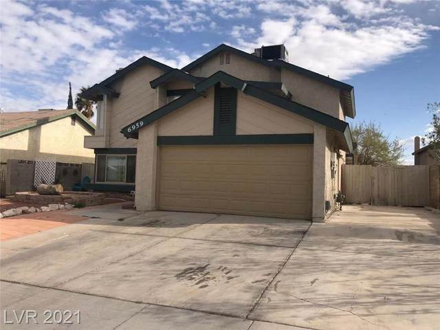6959 Montcliff Avenue, Las Vegas, NV 89147 (MLS #2281417) :: Signature Real Estate Group