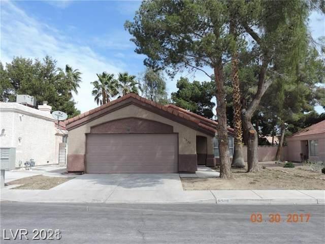6528 Old Oxford Avenue, Las Vegas, NV 89108 (MLS #2281429) :: Keller Williams Realty