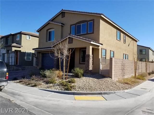 5836 Middle Rock Street, North Las Vegas, NV 89081 (MLS #2281450) :: Custom Fit Real Estate Group