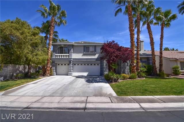 9146 November Breeze Street, Las Vegas, NV 89123 (MLS #2281455) :: Signature Real Estate Group