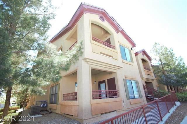 8250 Grand Canyon Drive #1110, Las Vegas, NV 89166 (MLS #2281469) :: Signature Real Estate Group