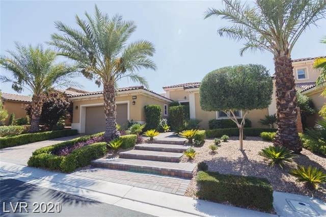 37 Contrada Fiore Drive, Las Vegas, NV 89011 (MLS #2281477) :: Signature Real Estate Group