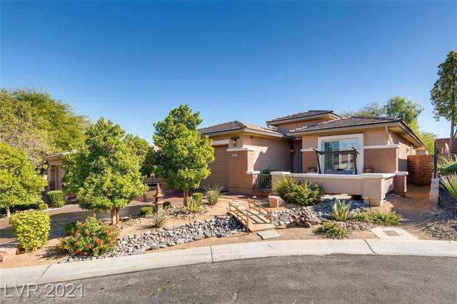11325 Early Sun Court, Las Vegas, NV 89135 (MLS #2281486) :: Signature Real Estate Group