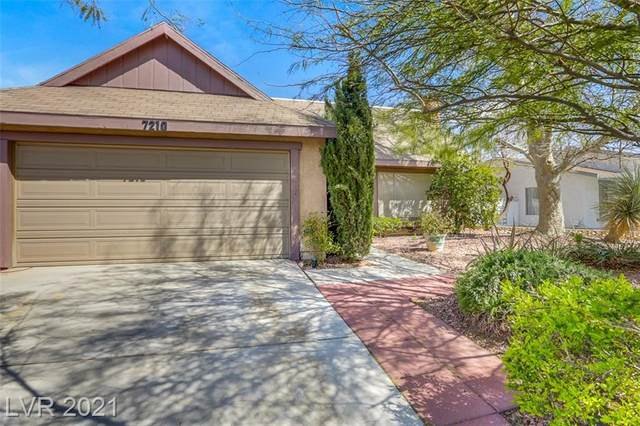 7210 Fenway Avenue, Las Vegas, NV 89147 (MLS #2281495) :: Signature Real Estate Group