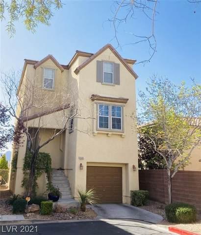 9505 Leaping Lizard Street, Las Vegas, NV 89178 (MLS #2281501) :: Signature Real Estate Group