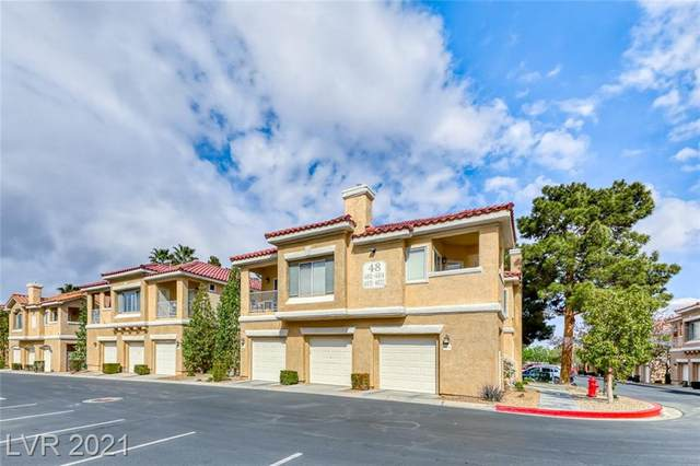 251 Green Valley Parkway #4813, Henderson, NV 89012 (MLS #2281519) :: Signature Real Estate Group