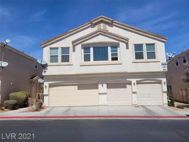 8648 Tomnitz Avenue #102, Las Vegas, NV 89178 (MLS #2281550) :: Signature Real Estate Group