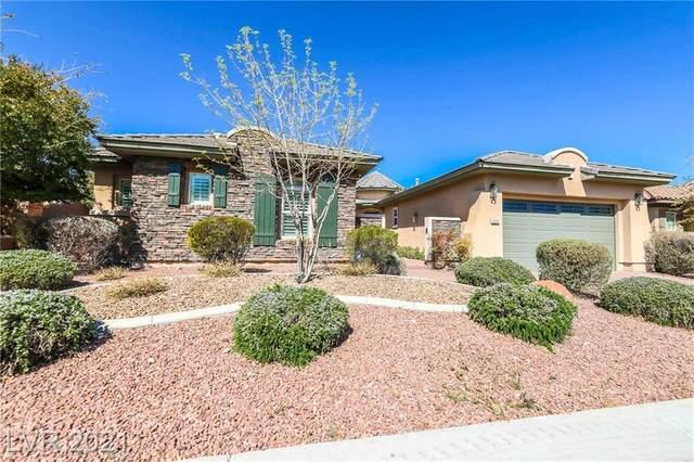 325 Lake Windemere Street, Las Vegas, NV 89138 (MLS #2281586) :: Signature Real Estate Group