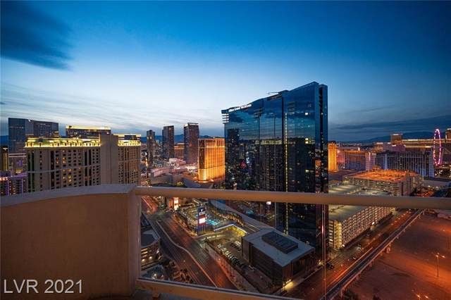 125 Harmon Avenue #3401, Las Vegas, NV 89109 (MLS #2281603) :: Billy OKeefe | Berkshire Hathaway HomeServices