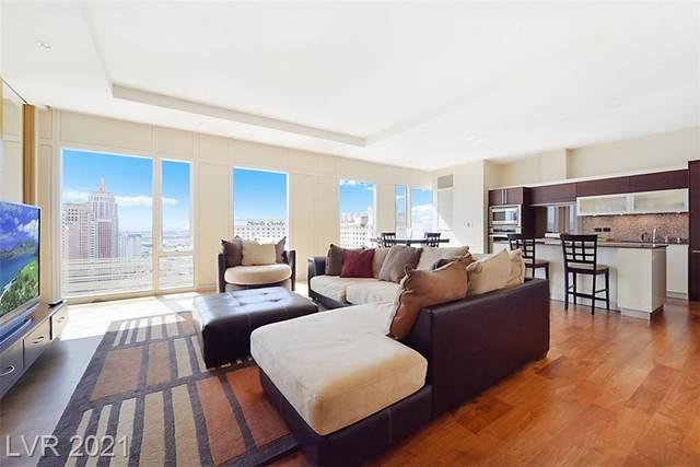 3750 Las Vegas Boulevard #2603, Las Vegas, NV 89158 (MLS #2281616) :: Custom Fit Real Estate Group