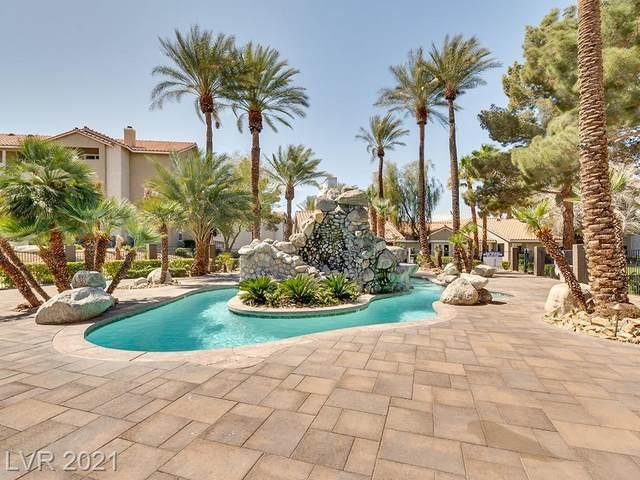 4200 Valley View Boulevard #2007, Las Vegas, NV 89103 (MLS #2281618) :: Custom Fit Real Estate Group
