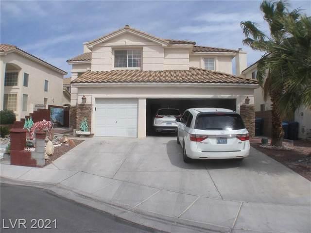 9940 Antelope Canyon Avenue, Las Vegas, NV 89147 (MLS #2281621) :: Jeffrey Sabel