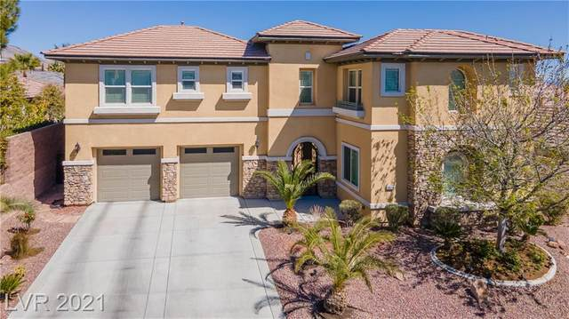 11520 White Cliffs Avenue, Las Vegas, NV 89138 (MLS #2281627) :: Signature Real Estate Group