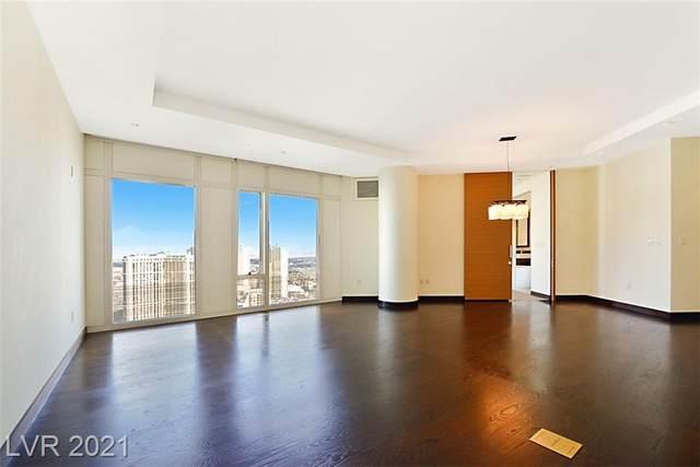 3750 Las Vegas Boulevard #3107, Las Vegas, NV 89158 (MLS #2281635) :: Signature Real Estate Group